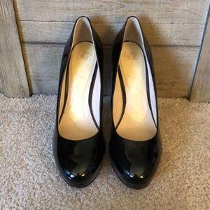 Joan & David Patent Leather Heels